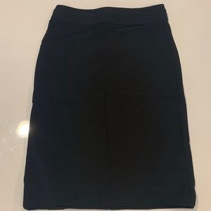 BCBGMaxazria black pencil skirt
